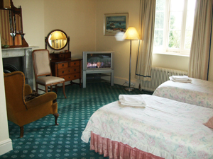Old Rectory B&B - Cedar Room